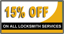 Charlotte 15% OFF On All Locksmith Services